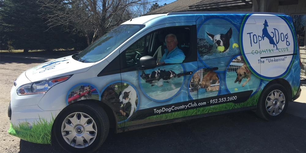 Top Dog Van